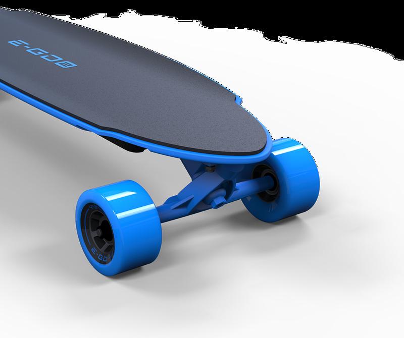 Yuneec E-GO 2 Elektro-Skateboard/Longboard versch. Farben – Bild 6