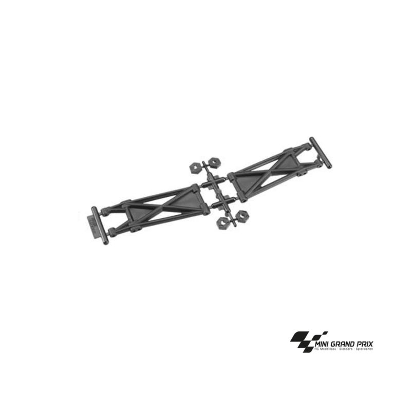 Arrma LONG REAR SUSPENSION ARM (1 Paar) AR330179