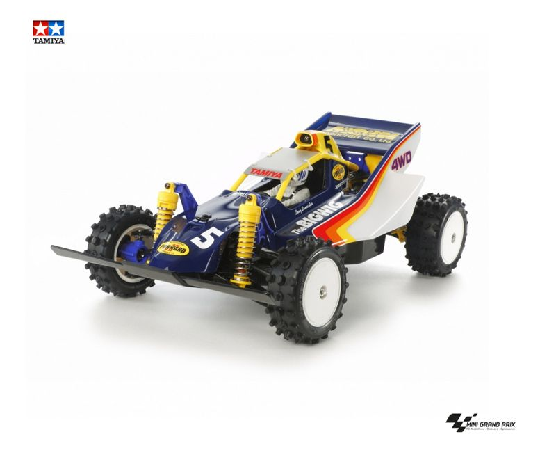 TAMIYA 1:10 RC The Bigwig (2017) 47330 RC Buggy Bausatz