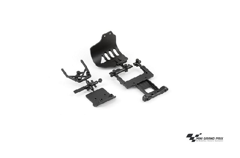 Arrma Bumper Rear Chassis Plate Set Front AR320004