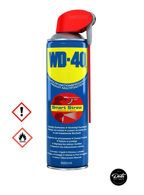 WD-40 Smart-Straw Multifunktionsspray 500ml (€13,60/1L) 41034