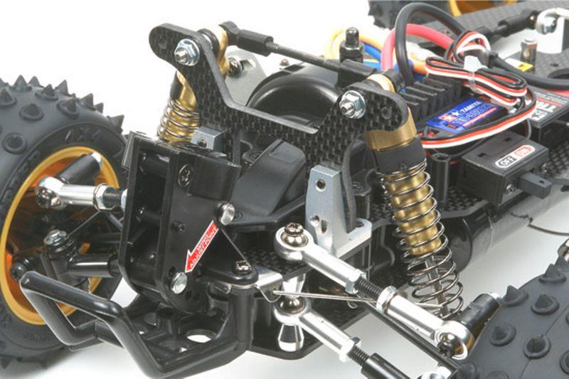Tamiya 1:10 RC Avante 2011 LWA 4WD Racing Buggy 58489 Bausatz – Bild 6