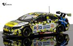 Scalextric 1:32 BTCC VW Passat #40 2016 HD C3864