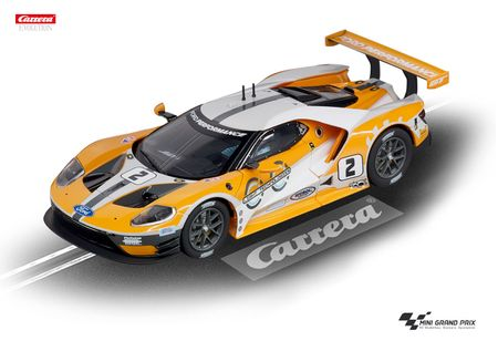 "Carrera Evolution Ford GT Race Car ""No.02"" 27547"