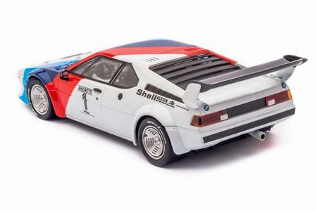 "Carrera Digital 132 BMW M1 Procar ""Andretti, No.01"", 1979 30814 – Bild 2"