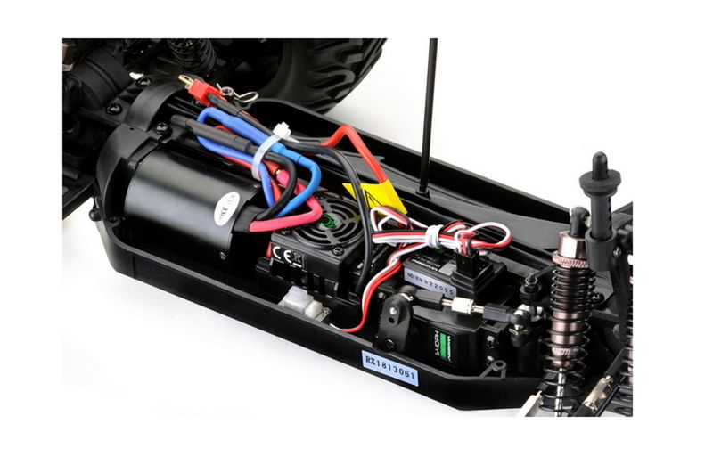 "Absima 1:10 EP Truggy ""AT2.4BL"" 4WD Brushless RTR 12215 – Bild 2"