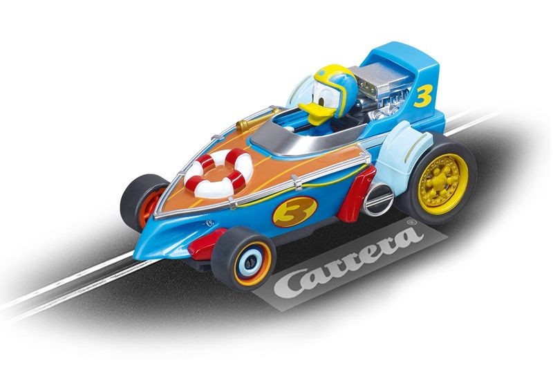 Carrera First Mickey and the Roadster Racers 63013 – Bild 4