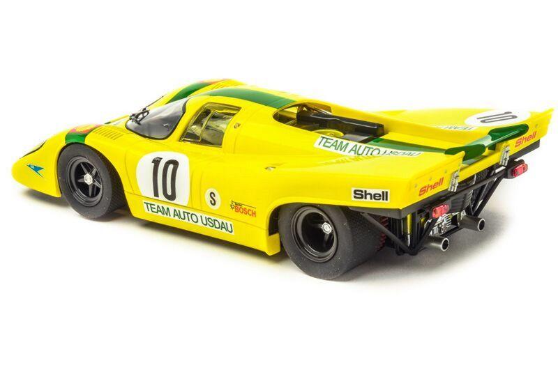 Carrera 1:24 Porsche 917K Team Auto Usdau, No.10 ohne Decoder aus 23843 – Bild 2