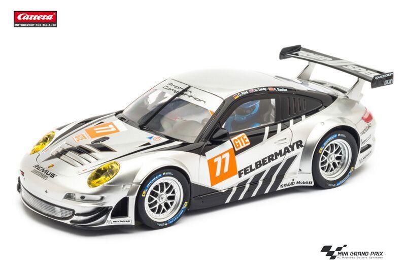 Carrera 1:24 Porsche GT3 RSR Proton Competition, No. 77 ohne Decoder aus 23835 – Bild 1