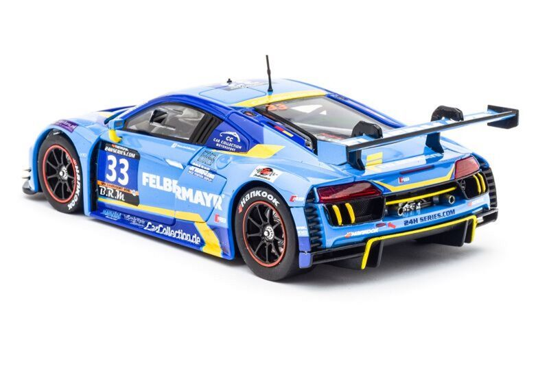 Carrera Audi R8 LMS Car Collection, No.33 ohne Decoder aus 30785 – Bild 2