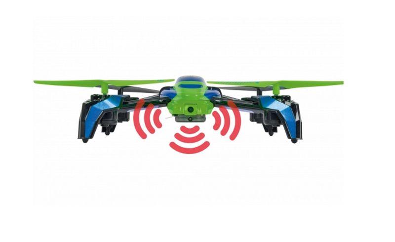 Carson X4 Quadcopter Distance Control 100% RTF+Koffer 500507115 – Bild 3