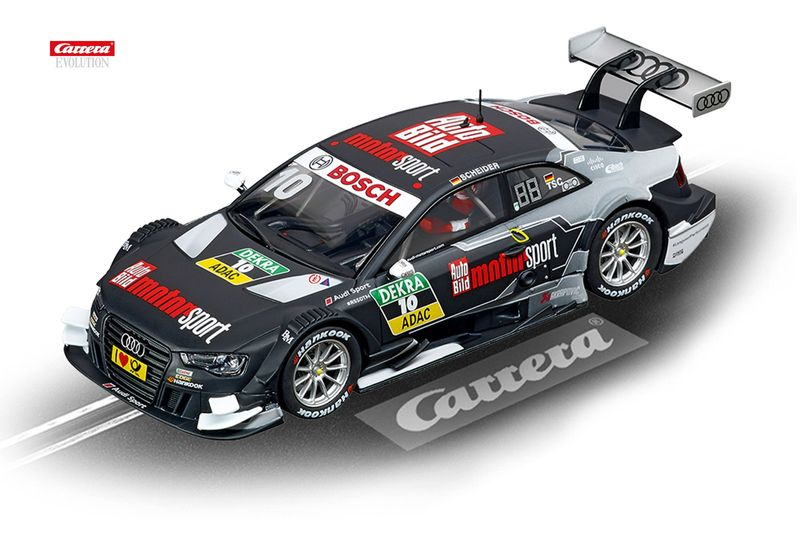"Carrera Evolution AUDI RS 5 DTM ""T.SCHEIDER, NO.10"" 27542"