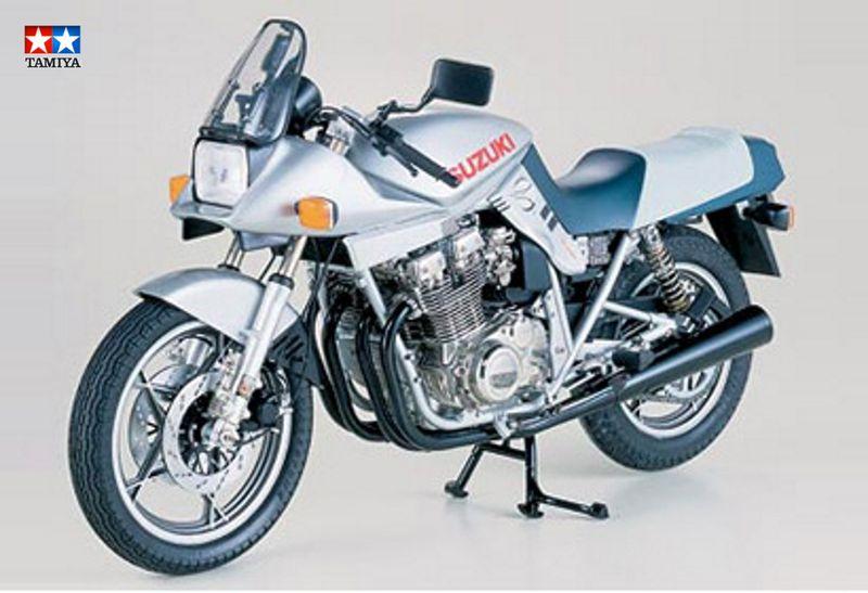 Tamiya 1:6 Suzuki GSX1100S Katana 1980 16025 Plastik Bausatz