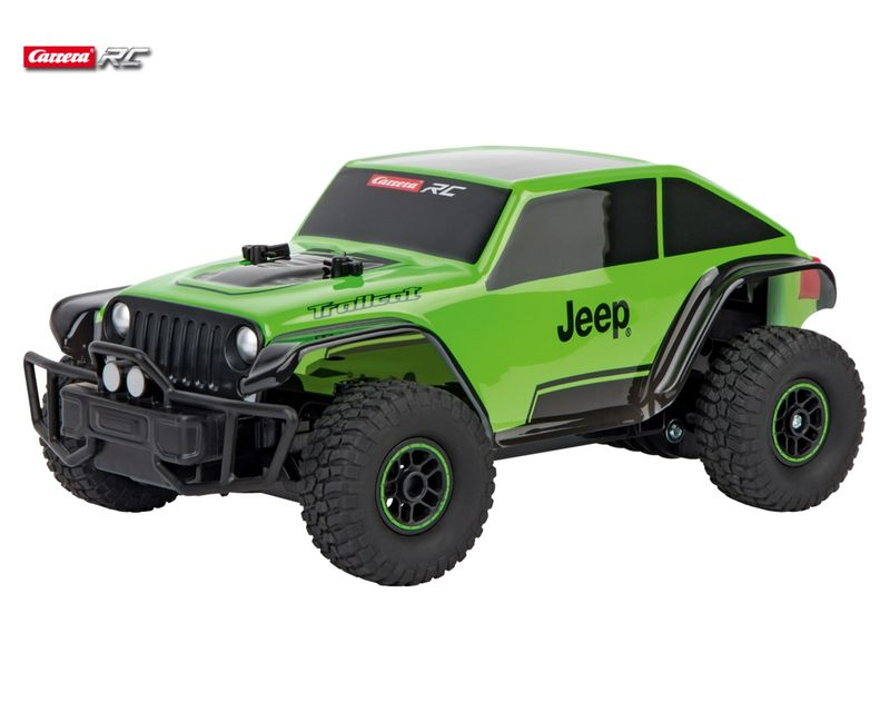 Carrera RC Jeep Trailcat 1:18 370184001 – Bild 1