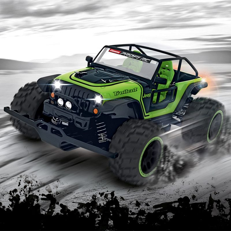 Carrera RC Profi 1:18 JEEP Trailcat 370183011 – Bild 3