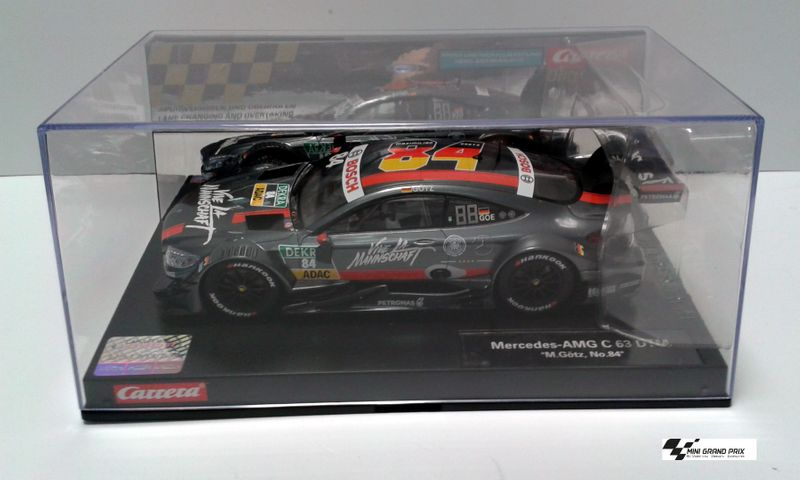 "Carrera Digital 124 MERCEDES-AMG C 63 DTM ""Maxi Götz No.84"" 23850"