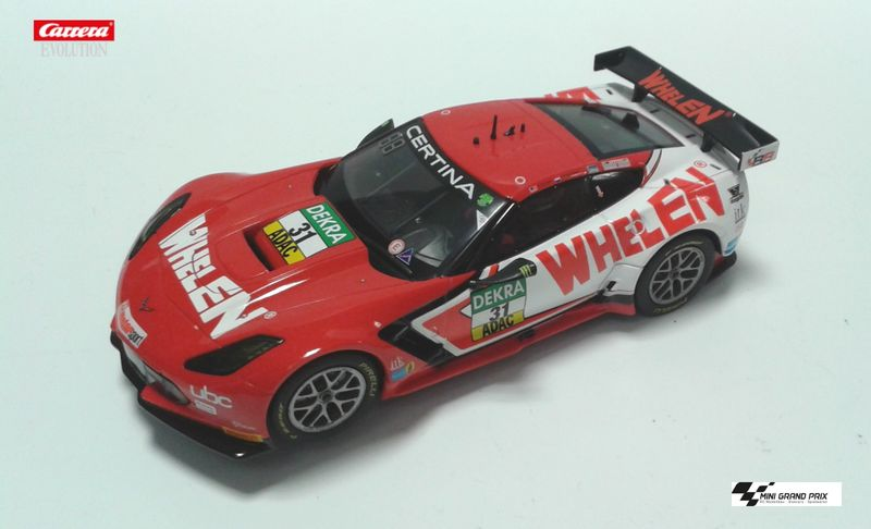 "Carrera Evolution Chevrolet Corvette C7.R ""Whelen Motorsports No.31"" 27548 – Bild 2"