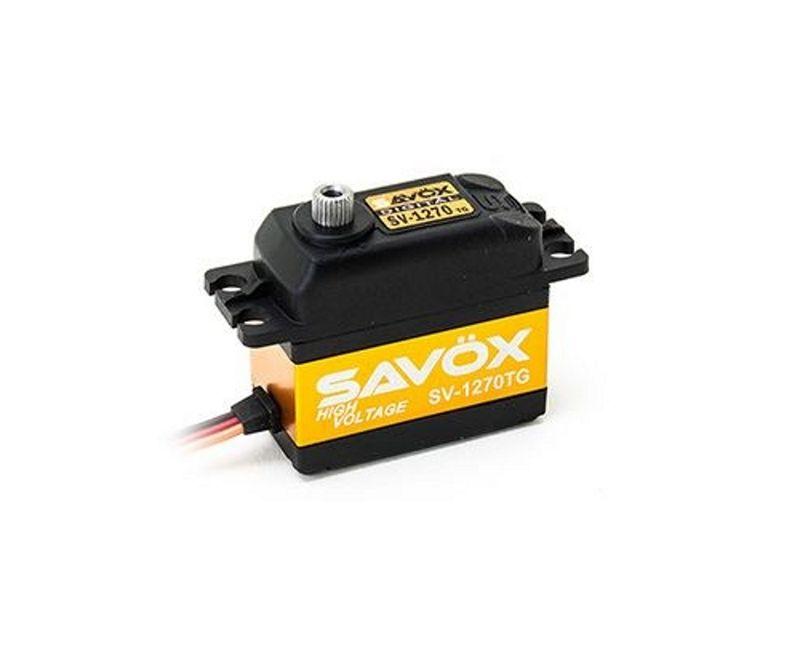 Savöx High Voltage Servo SV-1270TG 35kg Stellkraft