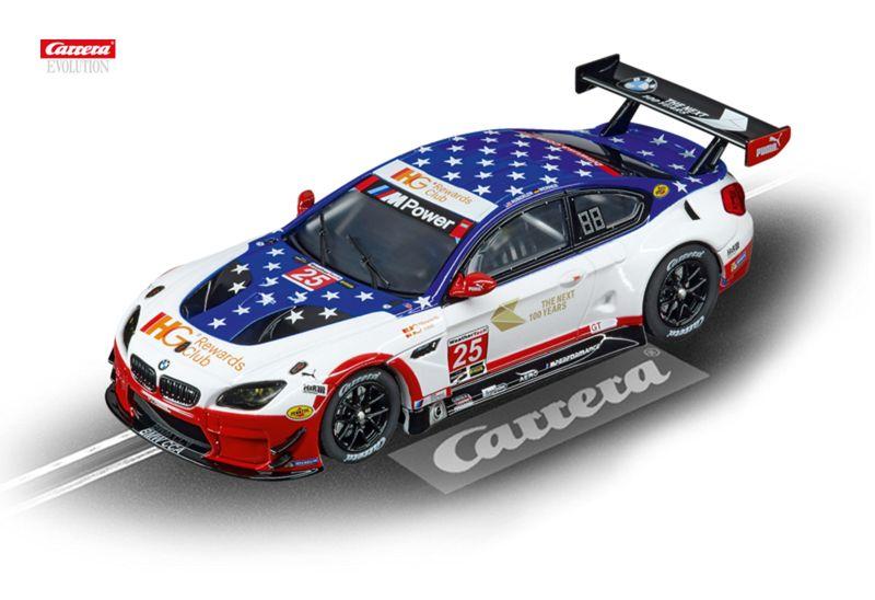 "Carrera Evolution BMW M6 GT3 ""Team RLL, No.25"" 27559"