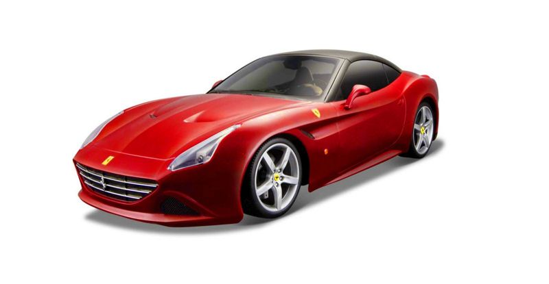 Bburago 1:18 Ferrari California T (closed Top) Rot 16003R Die Cast – Bild 2