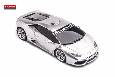 Carrera 1:32 Lamborghini Huracán LP 610-4 Safety Car ohne Decoder aus 30746