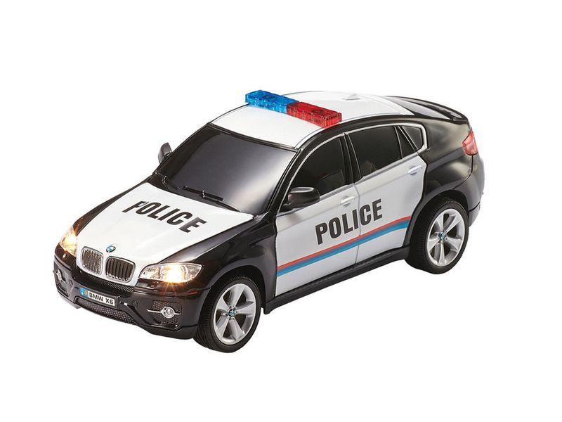 Revell Control 1:24 RC BMW X6 Police 24655 – Bild 3