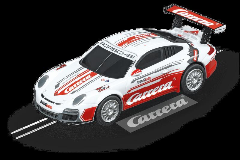 "Carrera GO!!! Porsche GT3 Lechner Racing ""Carrera Race Taxi"" 64103"