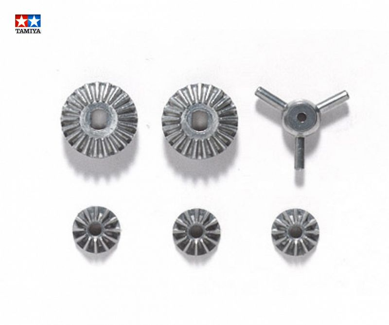 Tamiya TT-01/TNS/M-05 Kegelrad-Set Differential (1) 51008