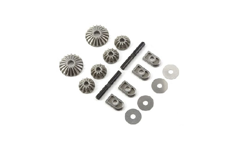 Arrma Differentialgetriebe Set 1:8 AR310436 für Typhon, Kraton