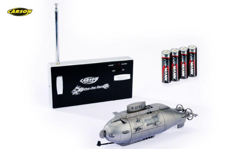 Carson RC U-Boot XS Deep Sea Dragon 100% RTR 500108015