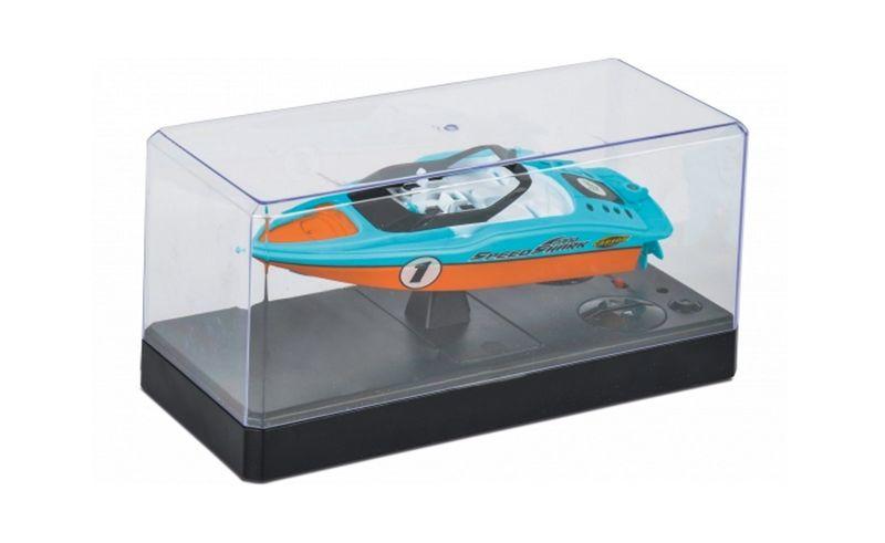 Carson RC Speed Shark Nano Rennboot 2.4G 100% RTR 500108023 – Bild 4