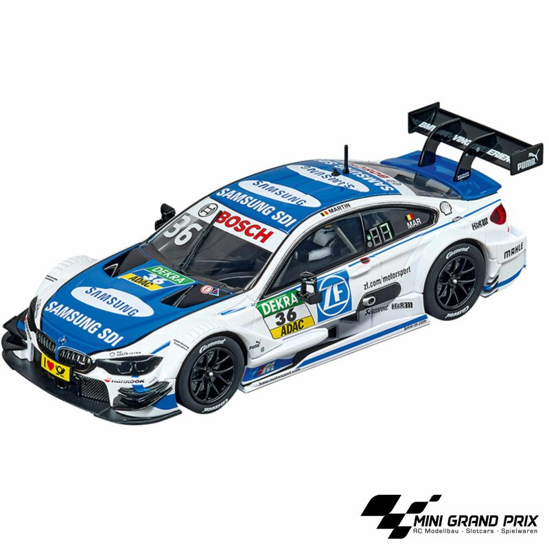 "Carrera Digital 132 BMW M4 DTM ""M. Martin, No.36"" 30835"
