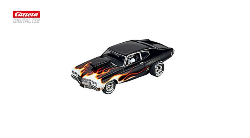 "Carrera Digital 132 Chevrolet Chevelle SS 454 ""Super Stocker II"" 30849"