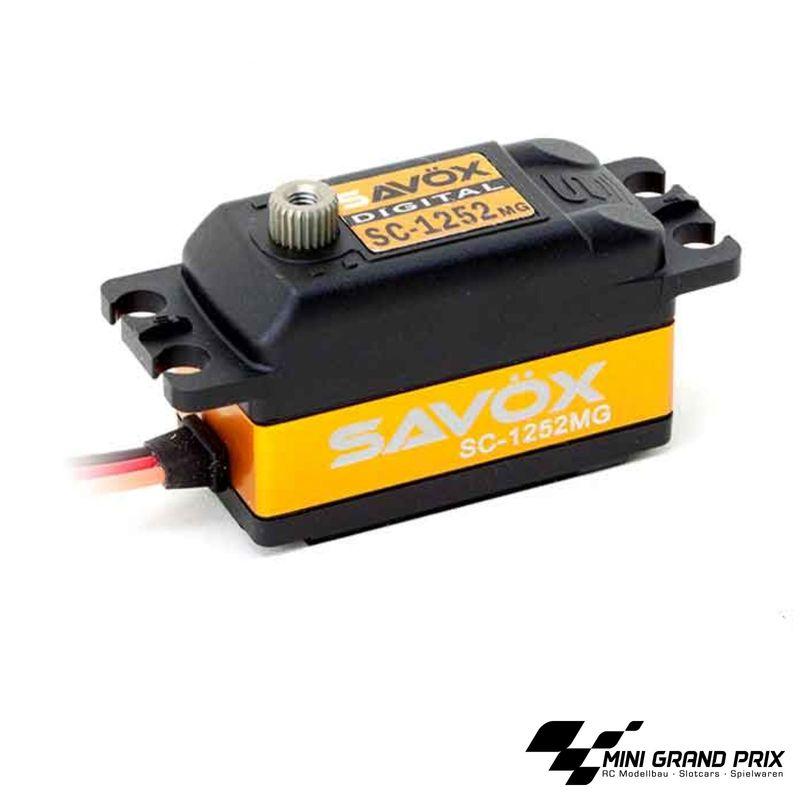 Savöx SC-1252MG Low Profile Digital Servo