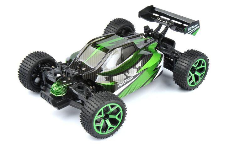 Amewi Buggy Storm D5 1:18 4WD RTR 22213 mit Akku + Ladegerät