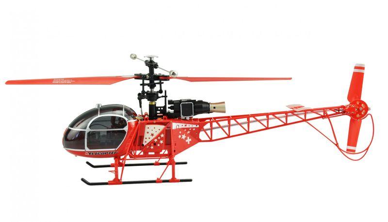 Amewi Hubschrauber LAMA mit 2.4 GHz Sender RTR 25168 – Bild 1