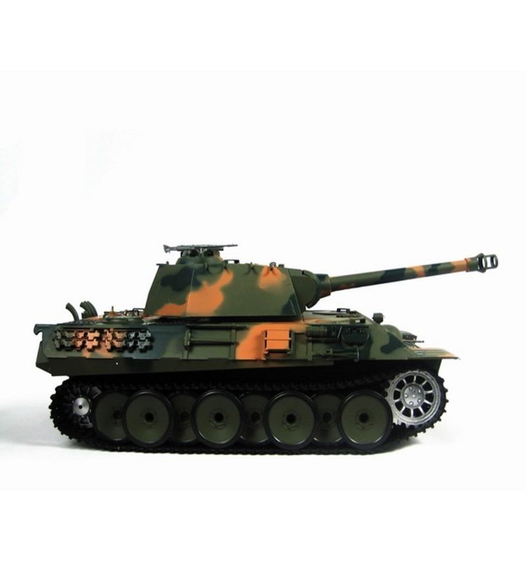 Torro 1/16 RC Panzer German Panther BB 2.4GHz 1115138191 – Bild 3