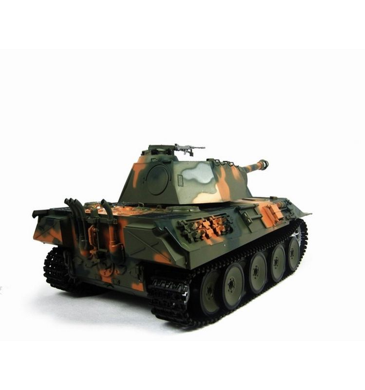 Torro 1/16 RC Panzer German Panther BB 2.4GHz 1115138191 – Bild 4