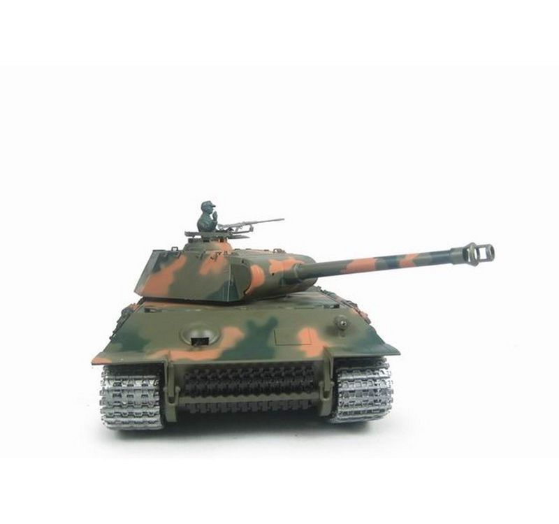 Torro 1/16 RC Panzer German Panther BB 2.4GHz 1115138193 + Metallketten – Bild 3