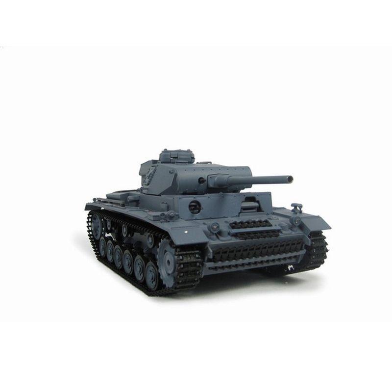 Torro 1/16 RC Panzer III Ausf. L BB 2.4GHz 1119938481 – Bild 2