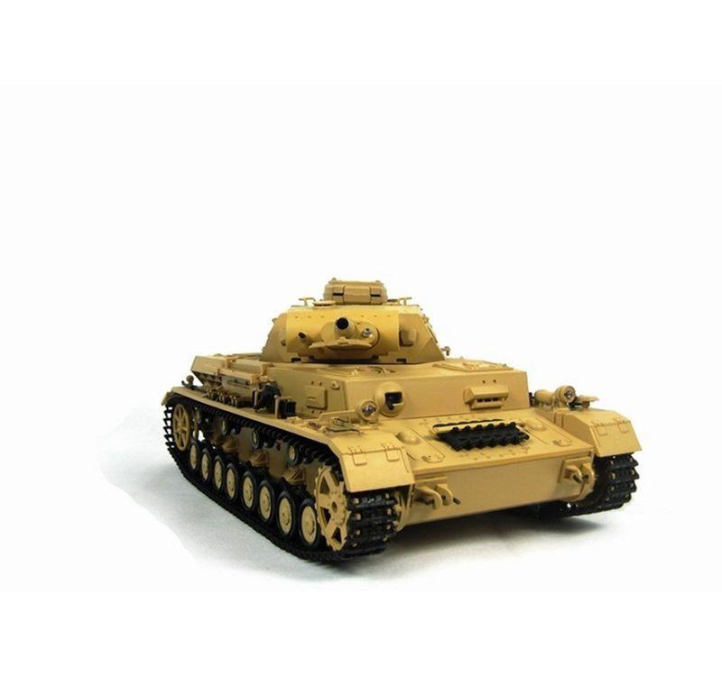 Torro 1:16 RC Panzer IV Ausf. F1 BB 2.4GHz 1111538581 – Bild 2