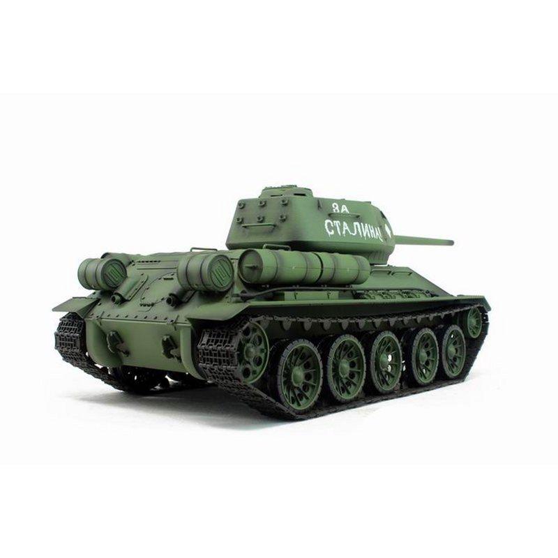 Torro 1:16 RC Panzer T34/85 BB 2.4GHz 1112439093 + Metallketten – Bild 2