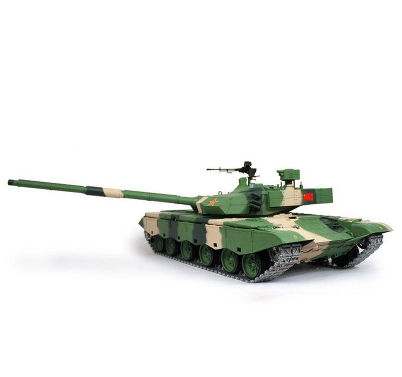 Torro 1:16 RC Panzer ZTZ-99A BB 2.4GHz 1112238997 + Metallketten – Bild 4