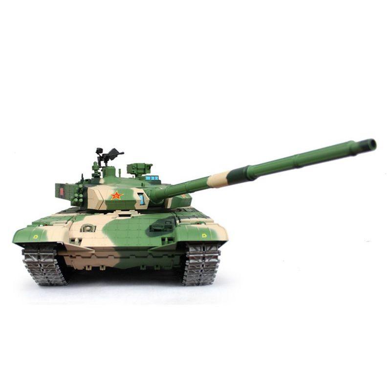 Torro 1:16 RC Panzer ZTZ-99A BB 2.4GHz 1112238997 + Metallketten – Bild 1