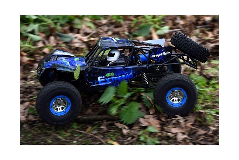 Ripmax Extremo 1:10 4WD Rock Crawler RTR 2,4GHz C-RMX27337/EUR – Bild 4