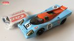 "Carrera Digital 124 Porsche 917K "" Gulf "" ""No.6"", Watkins Glen Test 1970 23857 ohne Box 001"