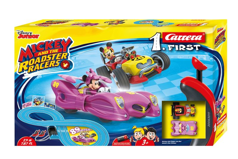 Carrera First Mickey and the Roadster Racers - Minnie 63019 – Bild 1