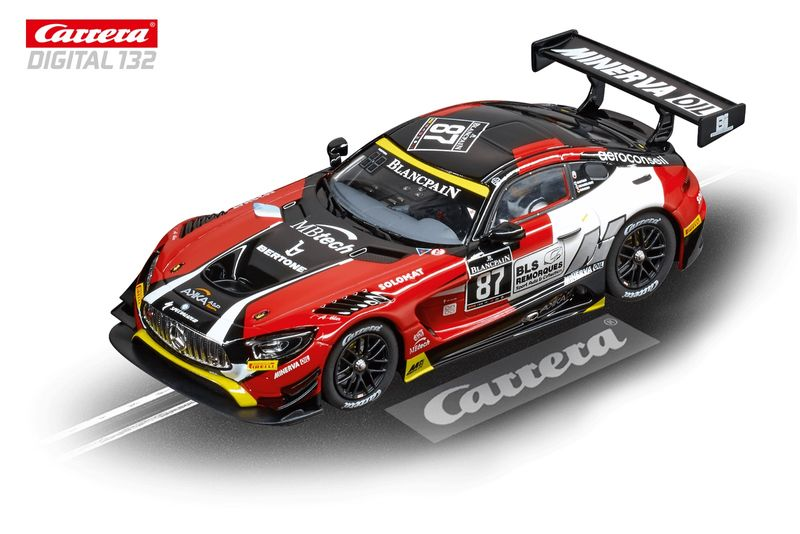 "Carrera Digital 132 Mercedes-AMG GT3 ""AKKA ASP, No.87"" 30846"