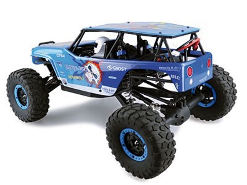 Amewi CROSS Rock racer, Crawler 1:10 2,4GHz, RTR 22276 – Bild 2