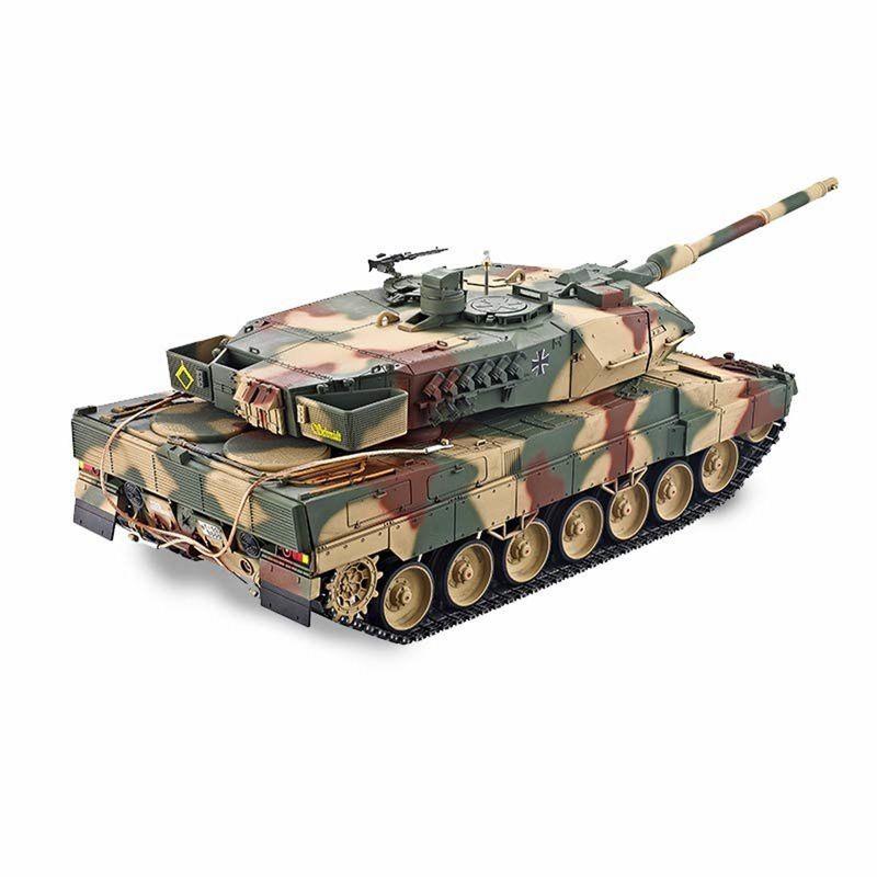 Torro RC Panzer Leopard 2A6 IR 1:16 Profi- Edition Metall 1113889001 – Bild 4